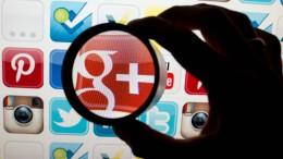 Mit Google Plus ist es schon im April vorbei