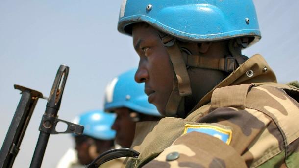 Mindestens 20 Tote bei Angriff auf UN-Stützpunkt