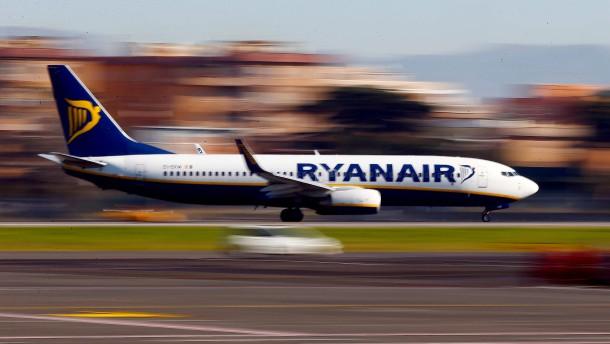 Etappensieg gegen Ryanair