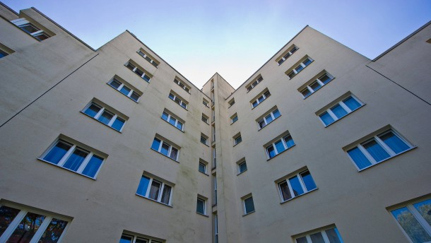 Mehr Sozialwohnungen für Deutschland