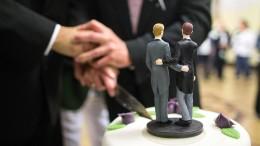 Jede 14. neue Ehe ist gleichgeschlechtlich