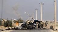 Mehrere Zivilisten sterben durch Luftangriff auf Krankenhaus