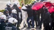 Spannungen vor AfD-Parteitag in Stuttgart