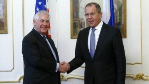 Washington und Moskau wollen mit Nordkorea reden