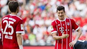 Deutliche Niederlage für die Bayern in Asien