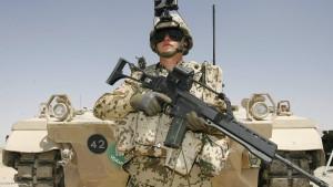 Bundeswehr ersetzt 1200 Sturmgewehre