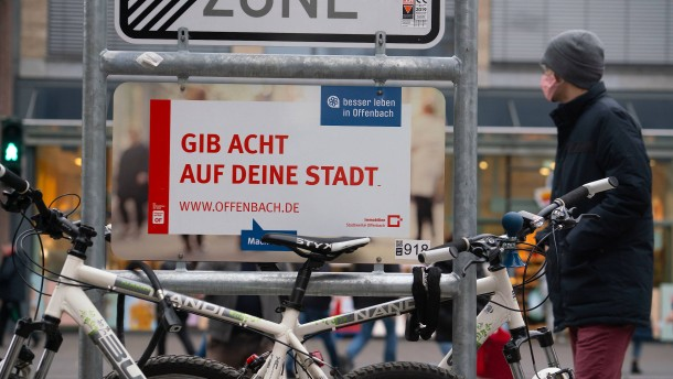 Diese Regeln gelten von Samstag an in Offenbach