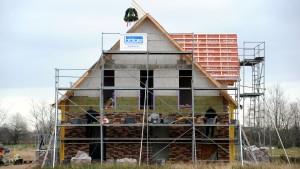 Vorsicht vor teuren Häusern!