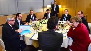 Juncker: Ich stoße an meine Grenzen