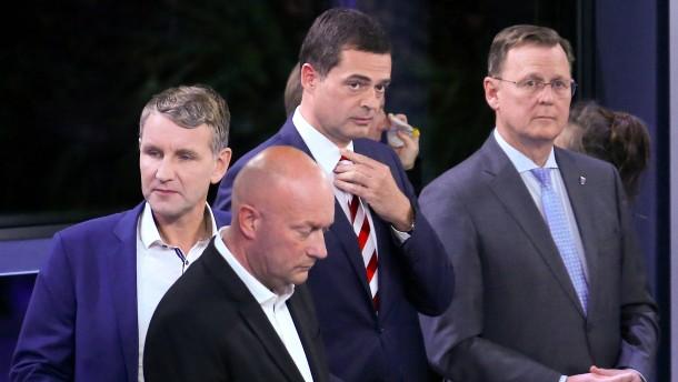 Wie die CDU zerrieben wurde