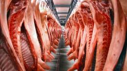Fleischindustrie im März 2020 mit Umsatzrekord