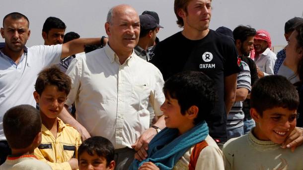 Britischer Oxfam-Chef kündigt Rücktritt an