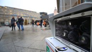 Bringen mehr Kameras im öffentlichen Raum wirklich mehr Sicherheit?