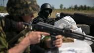 Tote bei Gefechten in Slawjansk