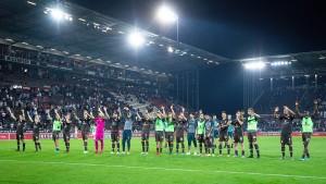 FC St. Pauli verlässt Tabellenkeller