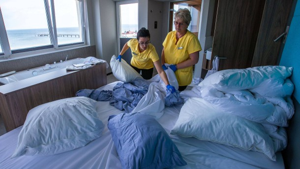 Kurzarbeiter können mit anderen Jobs dazuverdienen