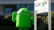 Auch Amerika fühlt sich mit Android unwohl