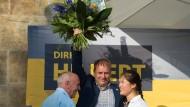 Neuer Oberbürgermeister in Dresden: Dirk Hilbert