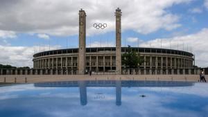 Berliner Senat will Olympia im modernisierten Stadion von 1936