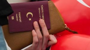Mehr als 1000 Asylanträge von türkischen Beamten und Diplomaten