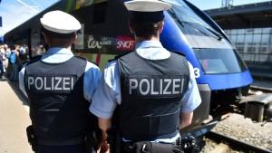 Der Bundespolizei fehlt das Personal