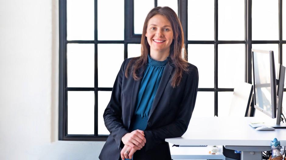 Michelle Zatlyn, Mitgründerin des Unternehmens Cloudflare