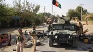 Im Zermürbungskrieg gegen die Taliban