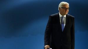 Steinmeier warnt vor Konfrontation zwischen Amerika und Russland