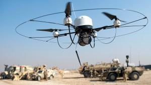 Die Pflicht zur Drohne