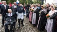 Schäuble bei einem Empfang der CDU Baden-Württemberg aus Anlass seines 75. Geburtstages