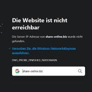 Kein Anschluss unter dieser (IP-)Nummer
