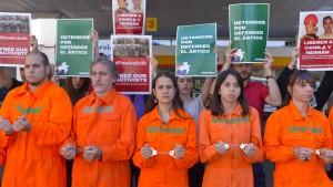 Greenpeace beklagt Repressalien in Russland