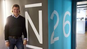 Berliner Smartphone-Bank N26 steigt in höchste Start-up-Liga auf
