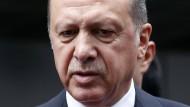 Anzeige wegen Kriegsverbrechen gegen Erdogan