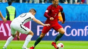 Portugal schickt Neuseeland nach Hause