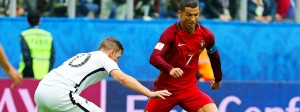 Leichtes Spiel für Portugals Cristiano Ronaldo