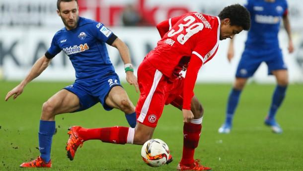 Paderborn seit sieben Spielen ohne Sieg