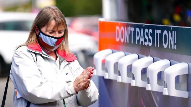 Großbritannien erhöht die Warnstufe – Kommen neue Maßnahmen?