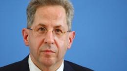 Verfassungsschutzchef Maaßen traf sich auch mit AfD-Politiker Brandner