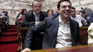 Tsipras kann auf absolute Mehrheit hoffen