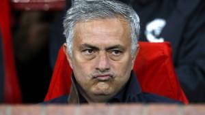 Mourinho beendet Pressekonferenz nach drei Minuten