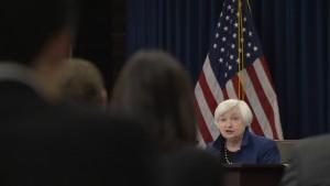 Am Anleihemarkt gibt es keine Inflationsfurcht