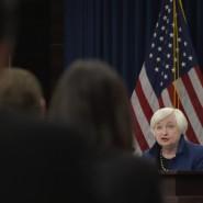 Federal Reserve Präsidentin Janet Yellen