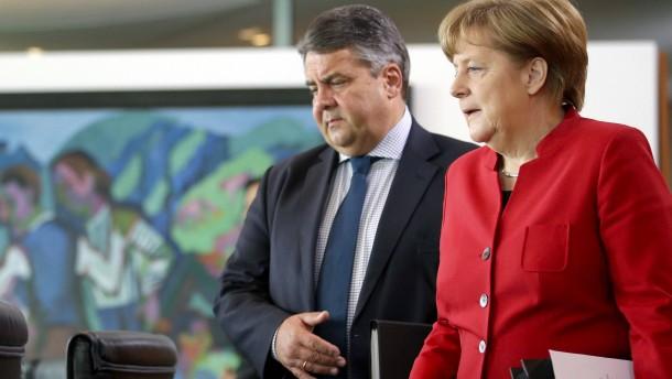 Warum Merkel die CDU nicht zur SPD-Kopie gemacht hat