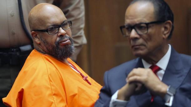 """Ex-Rap-Mogul """"Suge"""" Knight zu 28 Jahren Haft verurteilt"""