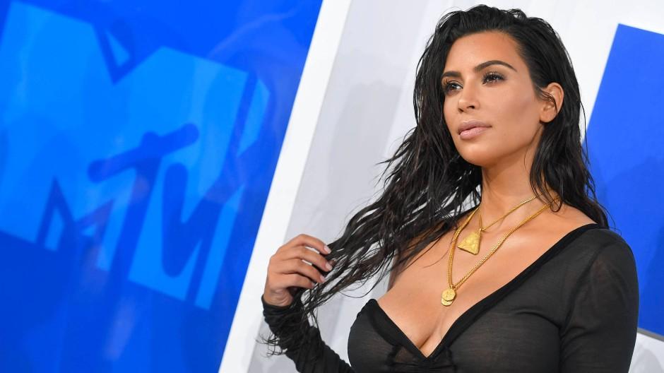 Nimmt sich selbst wichtig: Kim Kardashian