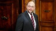 Das Deutsche Handwerk ist nicht zufrieden mit Martin Schulz.
