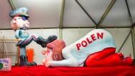 Berlin weist Warschaus Kritik an Karnevalswagen zurück