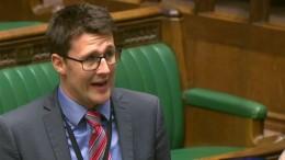 Parlamentarier versteht nur schottisch