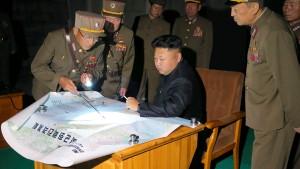 Nordkorea protestiert gegen Kinofilm über Kim Jong-un